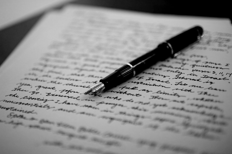 Letter writing – Time to reignite a lost art? - Total Security Summit